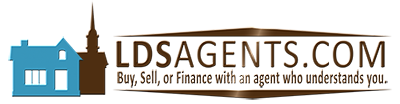 LDS Real Estate Agents Logo
